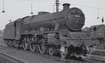 If any reader has photographs or other documentary evidence of where No. 45556 (or any other disputed loco) was cut up, can they please send it to the editor, who will pass it on to the HSBT team for inclusion in the database.
